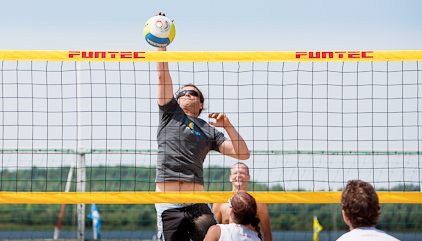 4. Back-to-the-roots Beachvolleyball Turnier
